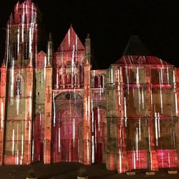 Mapping à Gisors / Alpha Pyrotechnie